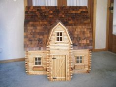 Doll house by gsnow1 on Etsy, $2999.00