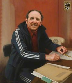 Art UK is the online home for every public collection in the UK. Notts County Fc, Football Paintings, Association Football, Art Uk, Wheelbarrow, The Good Old Days, Ant, Foundation, Public