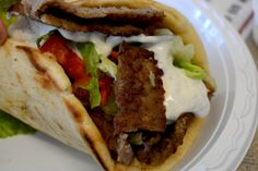 Gyro - Robert Irvine - Food Network (Restaurant: Impossible)