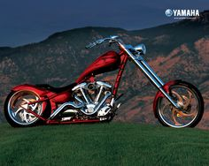 Page 127 ›› Category: Choppers, Post: Lightning Bolt Chopper end more at Totally Rad Choppers. Yamaha Chopper, Chopper Motorcycle, Motorcycle Style, Custom Cycles, Custom Bikes, Custom Choppers, Custom Harleys, Motorcycle Wallpaper, Cool Motorcycles