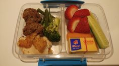 """If you haven't seen the use of making a little extra at dinner then you must be one of """"those"""" perfect people that love s. Toddler Lunches, Lunch Box, Mexican, Beef, Dinner, Ethnic Recipes, Food, Meat, Dining"""