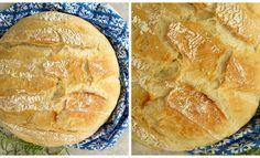 Rychlý a jednoduchý recept na chléb Artisan | AZzin.cz