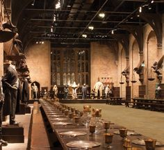 Warner Bros. Studio Tour, London: Harry Potter.  OMG.