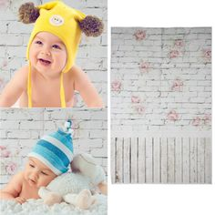 3x5ft Vinyl Photography Backdrops Baby Newborn Photo Background For Studio Props #Unbranded