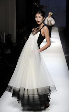 ZsaZsa Bellagio: Elegance. Would make a great wedding dress for the right woman. Just love it.
