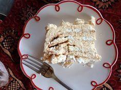 POSTRE ESPUMA DE MAR Gluten Free Treats, Waffles, Bakery, Chicken, Breakfast, Tableware, Sweet, Food, American Recipes
