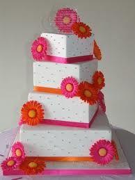 Cake Idee...prachtige eenvoud!