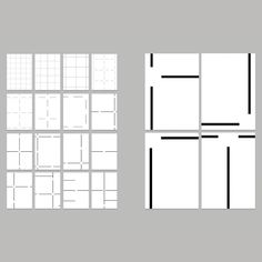 Grid Design, Graphic Design, Minimalism, Identity, Floor Plans, Branding, Journal, Inspiration, Instagram
