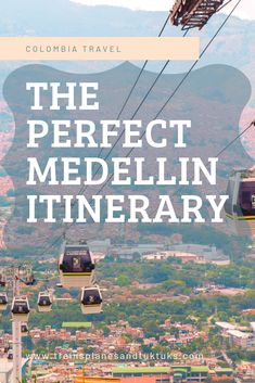 Discover why Medellin is the best city in Colombia with this Medellin itinerary! Includes the best things to do in Medellin, Medellin attractions, where to eat in Medellin, the best places to stay in Medellin, and more. 3 days in Medellin will surely be t Costa Rica, Travel Guides, Travel Tips, Les Balkans, Cali, Les Continents, Attraction, Colombia Travel, South America Travel