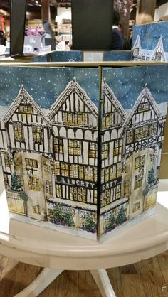 Advent calendar from Liberty London