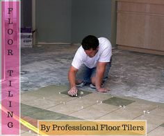 #Floor #tiling is a way by which you can avoid damp inside your.