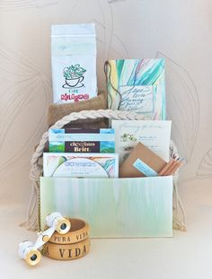 Costa Rica welcome bag by Momental Designs