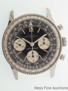 Stunning 806 AOPA Valjoux Venus Breitling 178 Navitimer Chronograph Mens Watch #Breitling #LuxurySportStyles