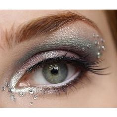 """Hairstyle Review and Pictures: """"Colorful"""" Eye Makeup Designs"""