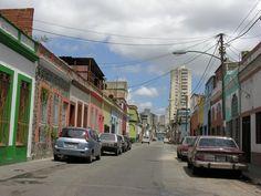 Av Sur 13 San Agustín Caracas Foto http://mapio.net/s/27322442/
