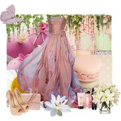 """""""Fairy gown :)"""" by nikol-1 on Polyvore"""