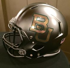 New #Baylor football helmets for fall 2015 #SicEm