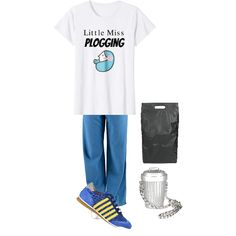 Fashion set Little Miss Plogging created via