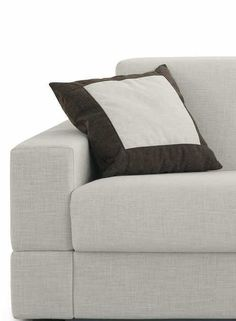 Leather Sectional Sofa Sofabed by Milano Bedding