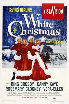 White Christmas (1954) USA Paramount Musical D: Michael Curtiz. Bing Crosby, Danny Kaye, Vera-Ellen, Rosemary Cllooney, Dean Jagger. 25/12/02.
