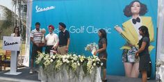 Piaggio Organized Vespa Golf Classic Event in Pune