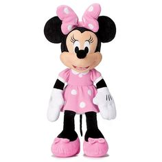 Avon Minnie Mouse Singing Plush http://www.makeupmarketingonline.com/avon-minnie-mouse-singing-plush/