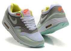 Nike Air Max Grijs Groen Dames