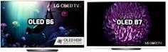 LG OLED B7 (B7A) VS B6 (B6P) Review - (OLED55B7A vs OLED55B6P, OLED55B7A vs OLED65B7P)