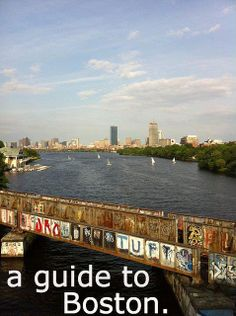 a guide to things loved in Boston.