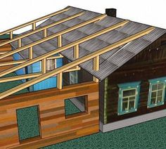 I appreciate this fantastic photo # roof repair While early throughout strategy, your pergola have Architecture Extension, Roof Architecture, Roof Design, House Design, Roof Extension, Backyard Patio Designs, Roof Repair, House Extensions, Home Additions