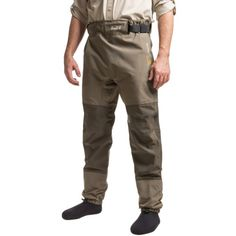 William Joseph RT Stockingfoot Waders - Waterproof Breathable (For Men) in Sage