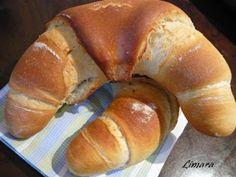 Limara péksége: Óriás kiflik Bakery, Lime, Favorite Recipes, Bread, Cooking, Minden, Food, Pizza, Lima