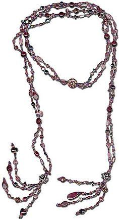 Love the Lariat style necklaces ... xo!