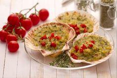 Ricetta Capesante gratinate - Le Ricette di GialloZafferano.it