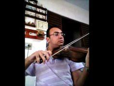 "Violino CCB - Hino 208 ""Conserva a paz, ó minha alma"""
