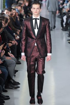 Richard James | Fall 2014 Menswear Collection | Style.com