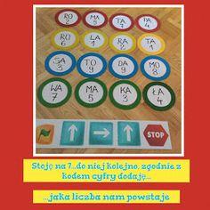 Kodowanie na dywanie: Kolorowe obręcze...do kodowania...do gier zespołowych...czyli offlinowe kodowanie z #M_Kodowania 1st Grade Math, Grade 1, English Games, Monopoly, Education, Blog, Internet, Games, Special Education