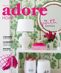 Adore Home Apr May 2014