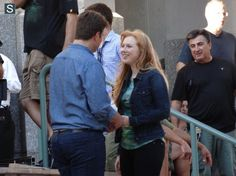 Castle - Season 7 - Set Photos - 31st July 2014 (9)