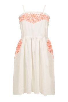 Oahu Strappy Sundress Dress