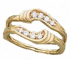 lebaubles jewelry solitaire enhancer ring guard and vintage rings 7123