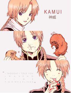 Kamui - baka aniki, baka musuko, capitão idiota, vilão do espaço, psicopata incontrolável e amor da minha vida ❤