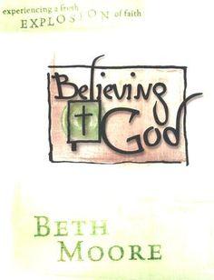 My favorite Beth Moore study, so good!