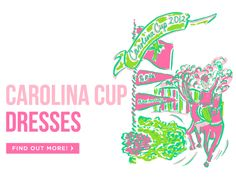 lilly has a special section on their website for carolina cup dresses.  college, i miss you.