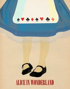 Alice in Wonderland (love this one!)