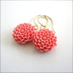 spring earrings!  from http://www.etsy.com/shop/ASimpleKindOfFancy?ref=top_trail