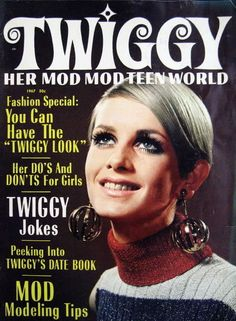 twiggy fashion covers | Mods Fashion Twiggy on Twiggy Vs Lindsey Wixson Blog Stylesight