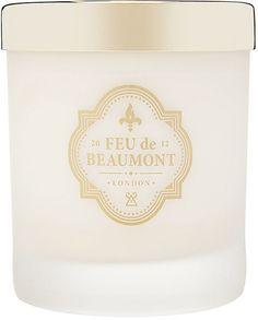 Pin for Later: En Panne D'inspiration? Offrez Lui une Bougie Parfumée  VOS Feu de Beaumont - La Bougie Parfumée Récipient en Verre (85€)