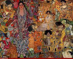 Amalgamation of Klimt