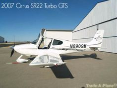2007 Cirrus SR22 Turbo GTS available at trade-a-plane.com